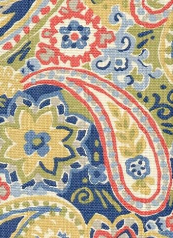 Curtains For The Kitchen Living Room Pillow Fabric Fabric Decor Block Printing Fabric