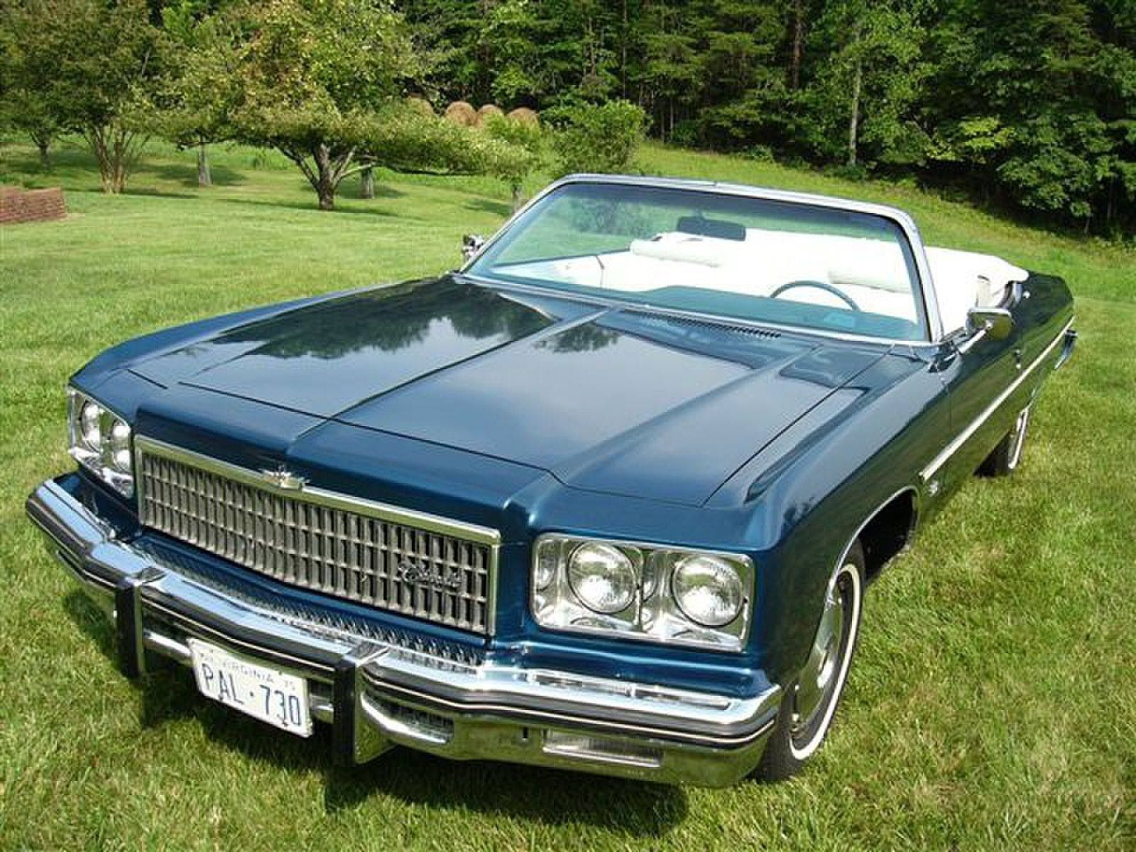 Ride a 1975 caprice named dino i miss that car