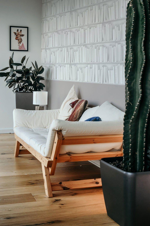15 idées déco pour habiller un mur de salon