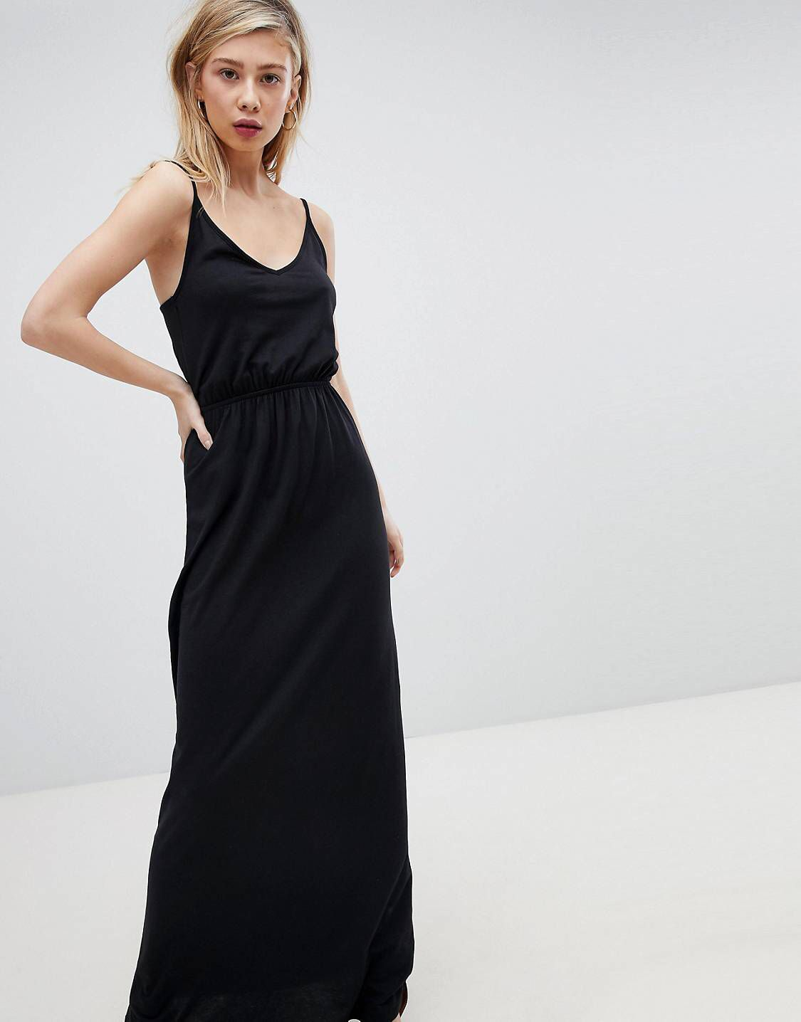 New look strappy maxi dress looks pinterest