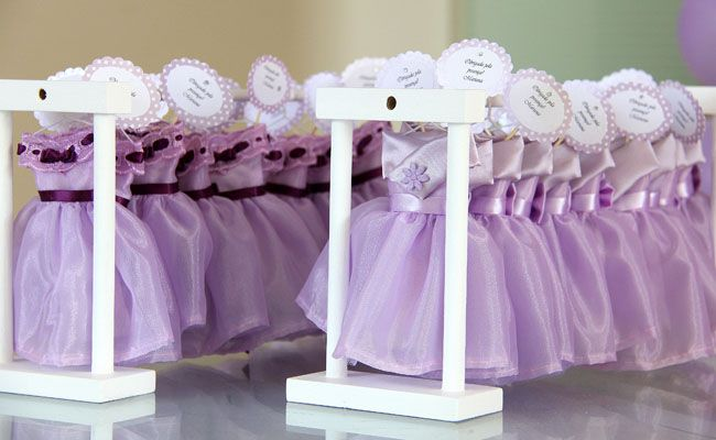 Festa Princesas lembrancinha Sache