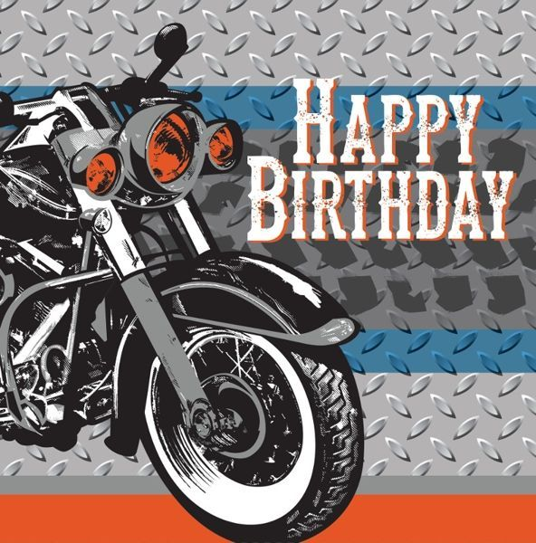 Happy Birthday Motorcycle Pictures For Birthdays On F B