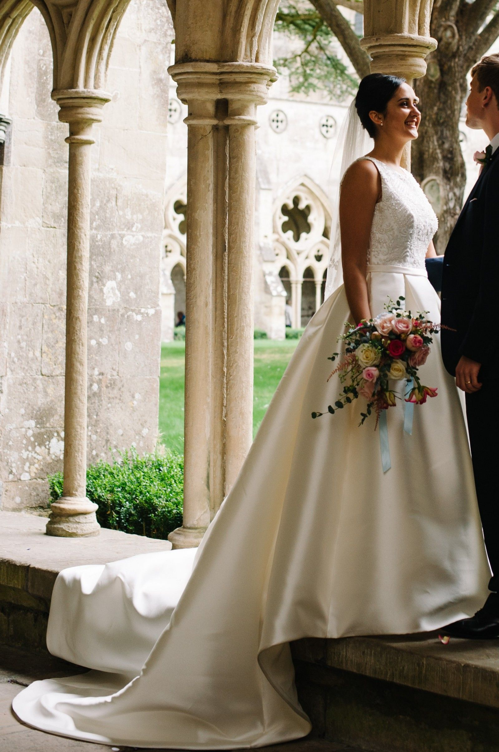 Wedding dress dry cleaning near me  Rosa Clara Arcilla Wedding Dress for sale Dry cleaned like new