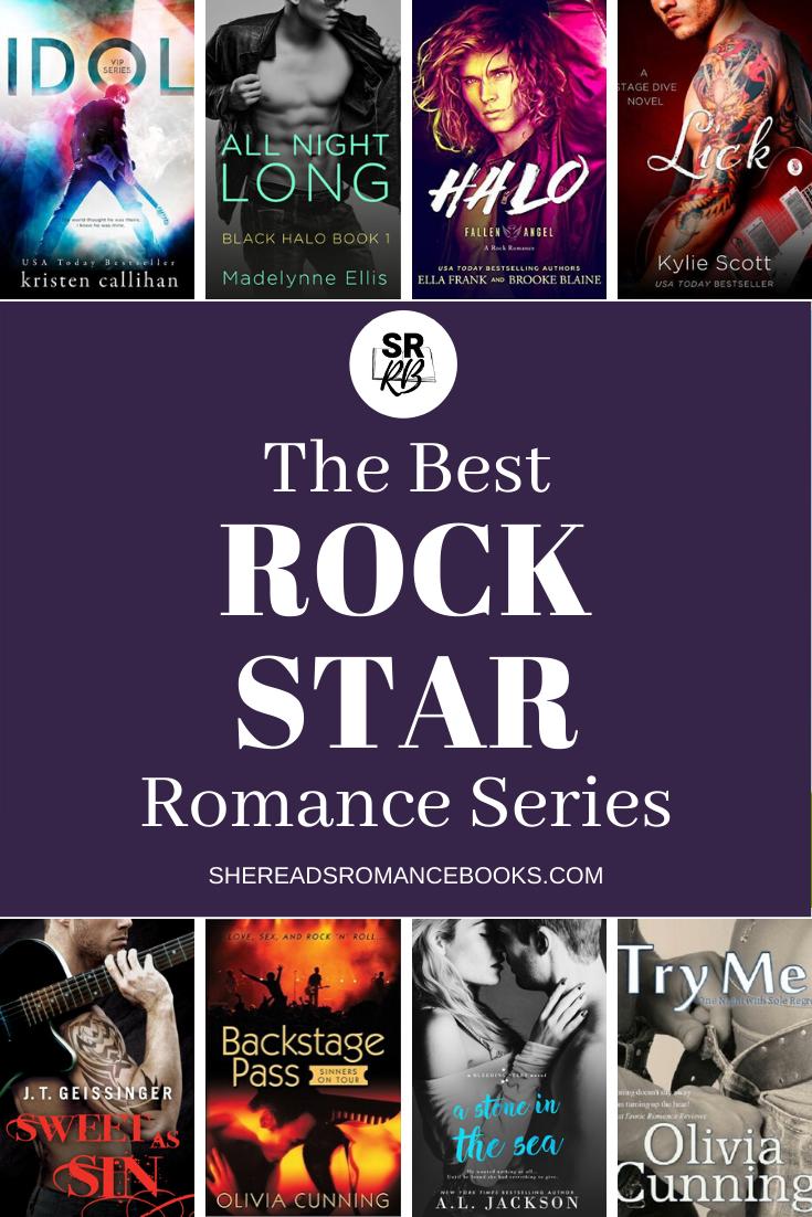 Photo of Best Rock Star Romance Book Series — She Reads Romance Books
