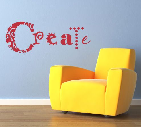 Simply Words Create Wall Decals Cricut Pinterest Wall Decals - How to make large vinyl wall decals with cricut