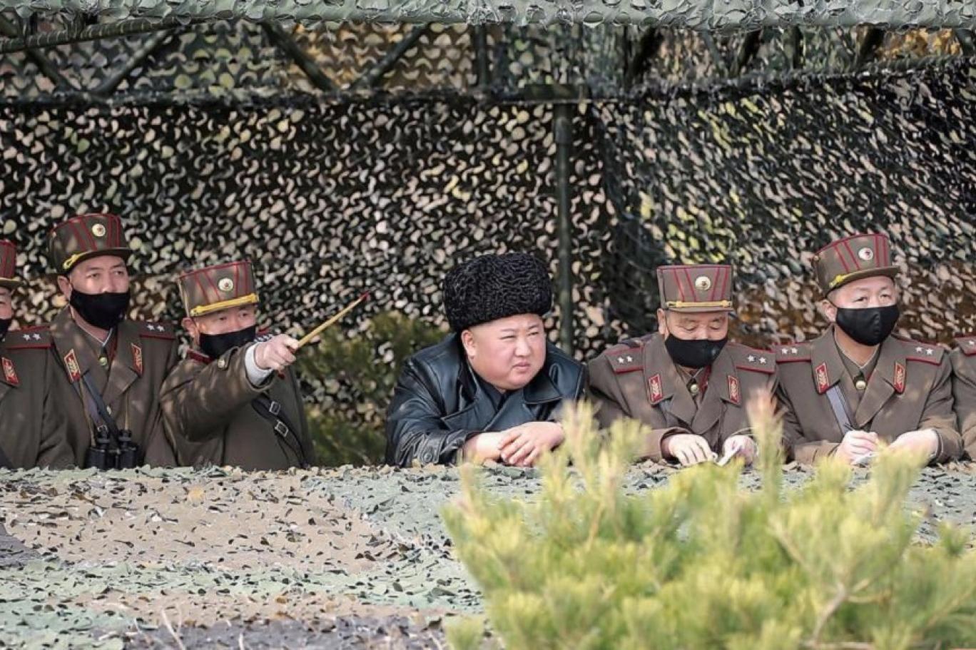 كوريا الجنوبية كيم جونغ أون على قيد الحياة وبصحة جيدة بيونغ يانغ تتحدث عن نشاط زعيمها الاعتيادي بعد أنباء عن مرضه ووفاته Photos Of The Week North Korea Kim Photo