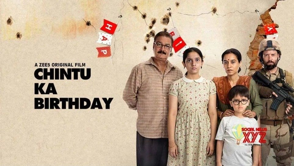 Chintu Ka Birthday. in 2020 Hindi movies, Latest hindi
