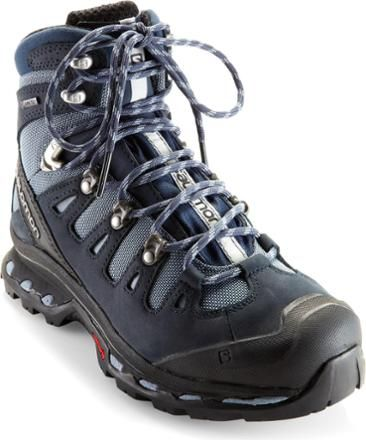 66c6ea3060d2 Salomon Quest 4D II GTX Hiking Boots - Women s Backpacking and hiking boots   Trek in
