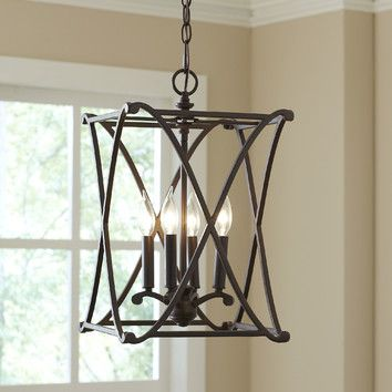 You Ll Love The Georgetown Pendant At Birch Lane With Great Deals On All Products And Free Shipping On Most Stu Foyer Lighting Foyer Decorating Home Lighting