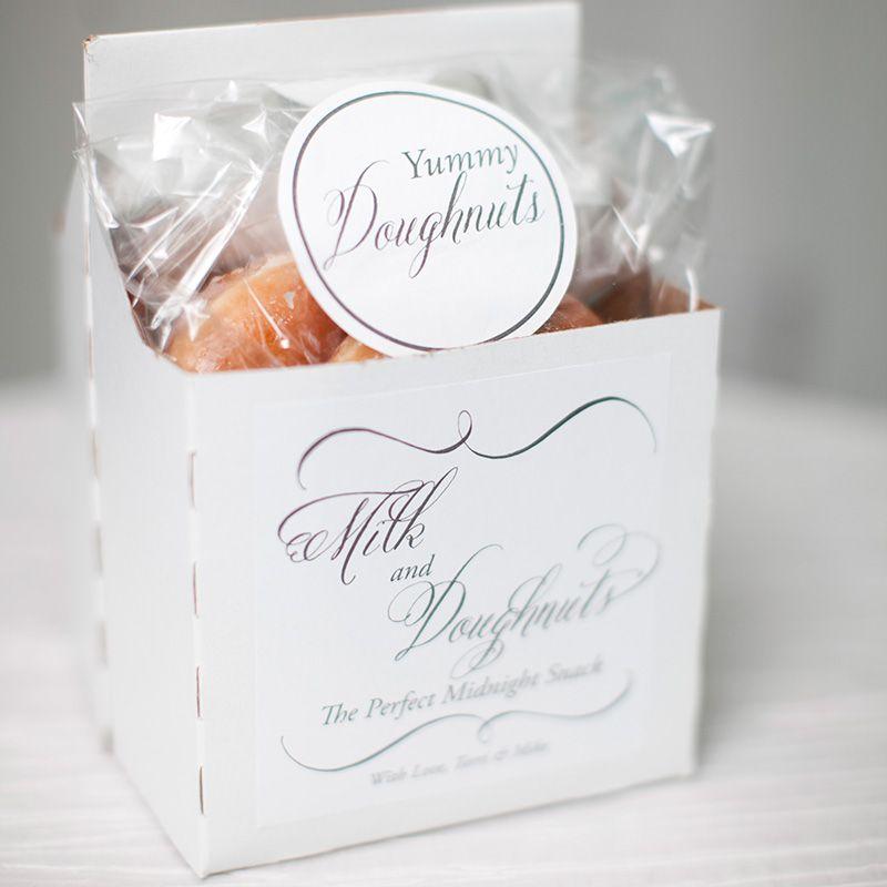 Midnight Snack Carrier (10) | #wedding #pressedcotton