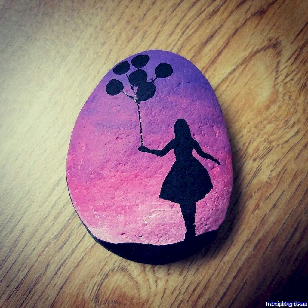 72 Cute Painted Rock Ideas For Garden Rock Painting Designs
