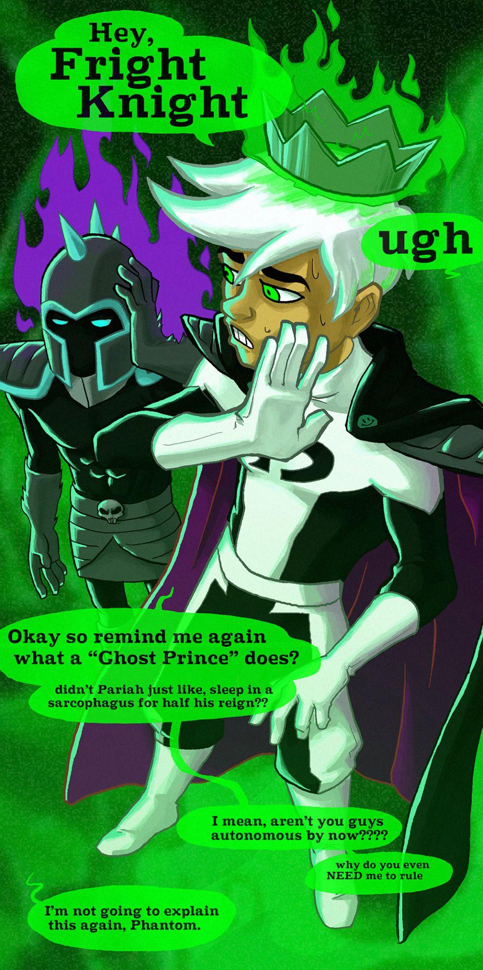 Danny Phantom | Danny Phantom | Danny phantom, Phantom 3 ...