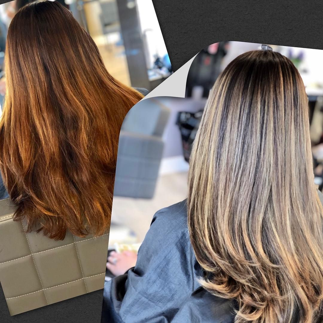 New The 10 Best Hairstyles With Pictures Full Balayage At Lavish Beauty Happy Client Lavishhair Hollywood Hair Hair Styles Cool Hairstyles