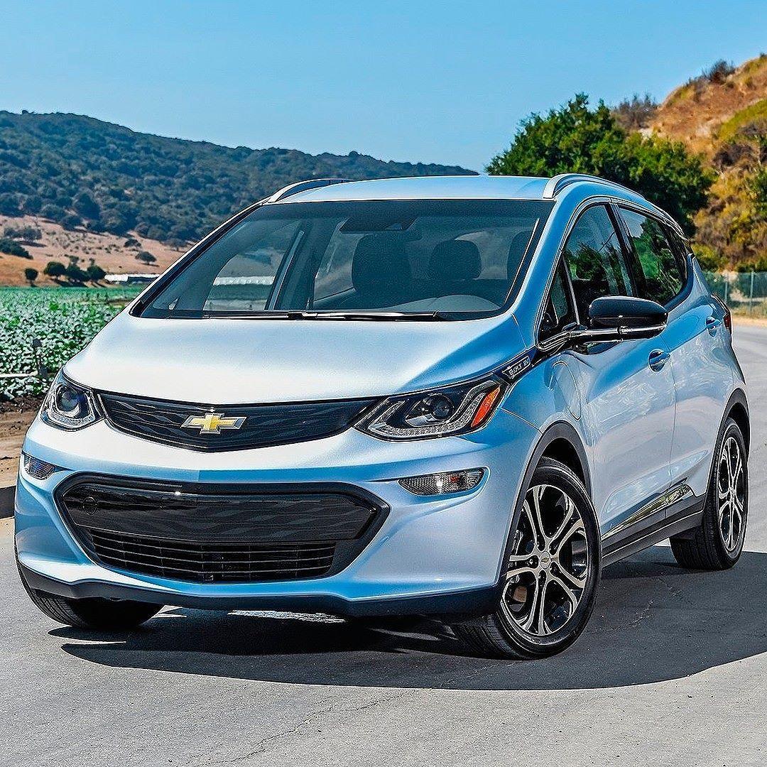 Chevrolet Bolt Ev Gm Rumo A Eletrificacao A General Motors
