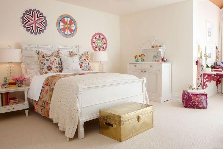Schlafzimmer im Shabby Chic Wohnstil einrichten – ein Hauch Romantik ...