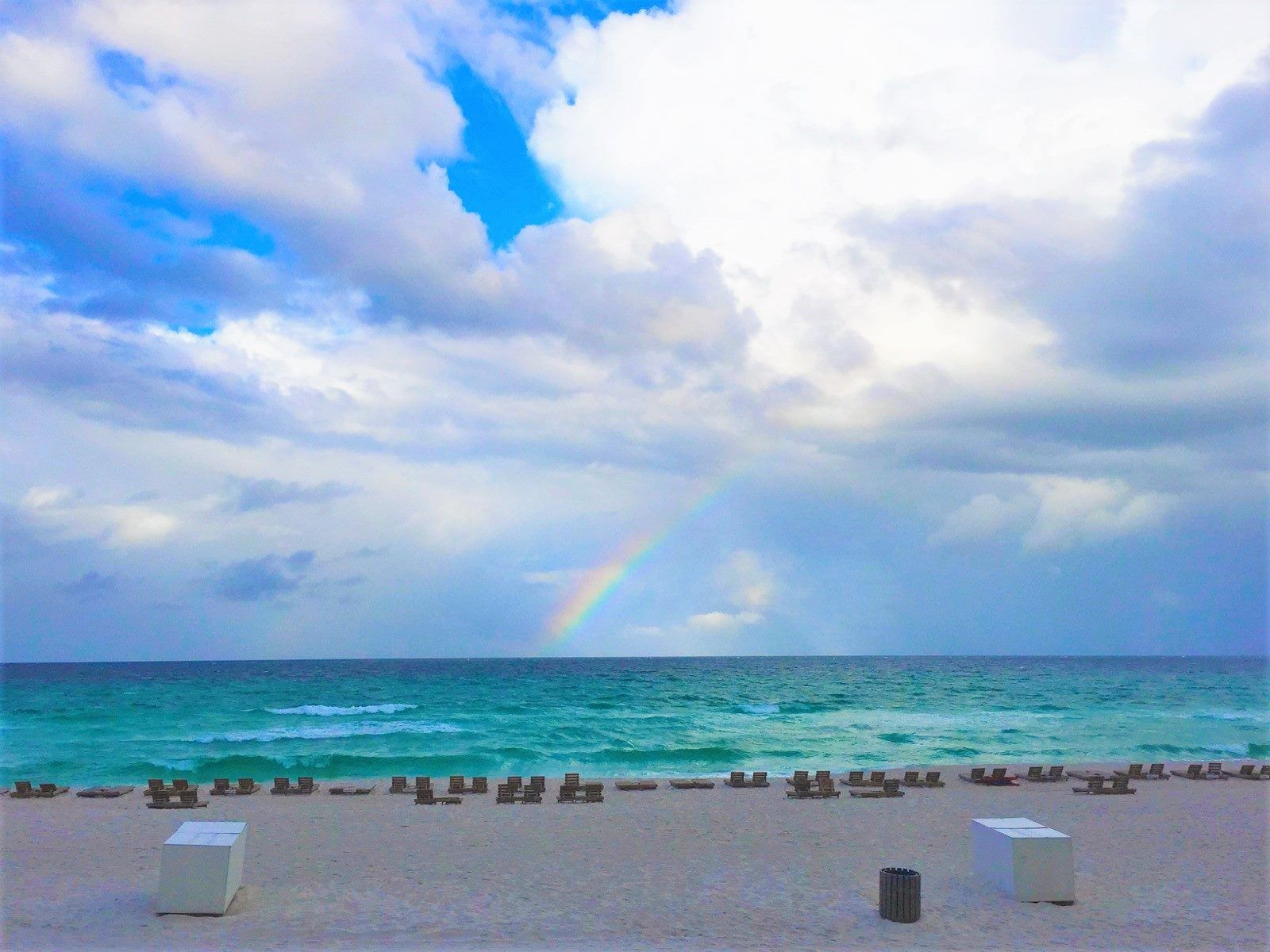 After A Storm At Princess Condo Rentals Panama City Beach Condos Panama City Beach Panama City Panama