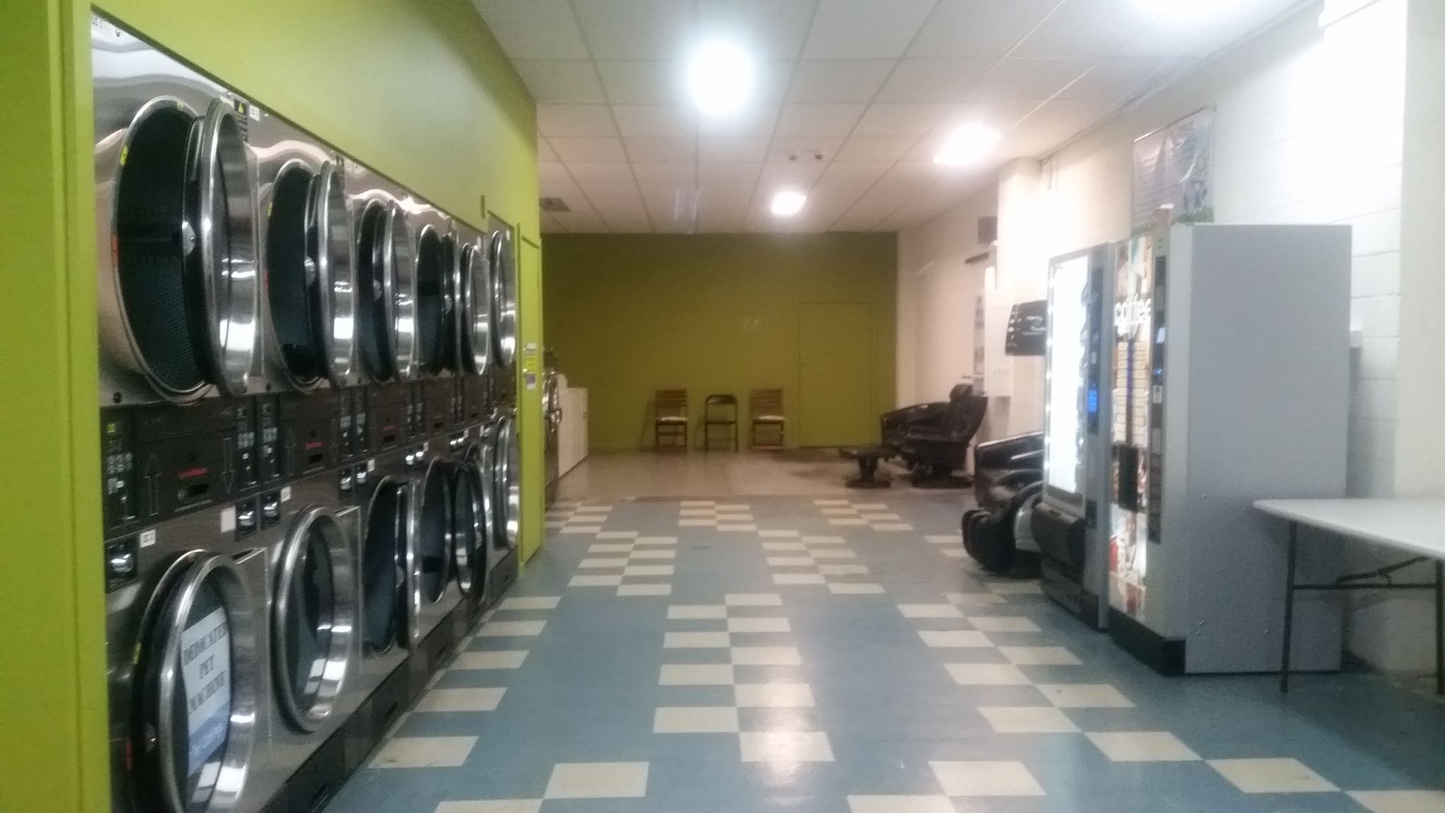 Coin Laundry Drycleaners Servicing Lalor Mill Park South