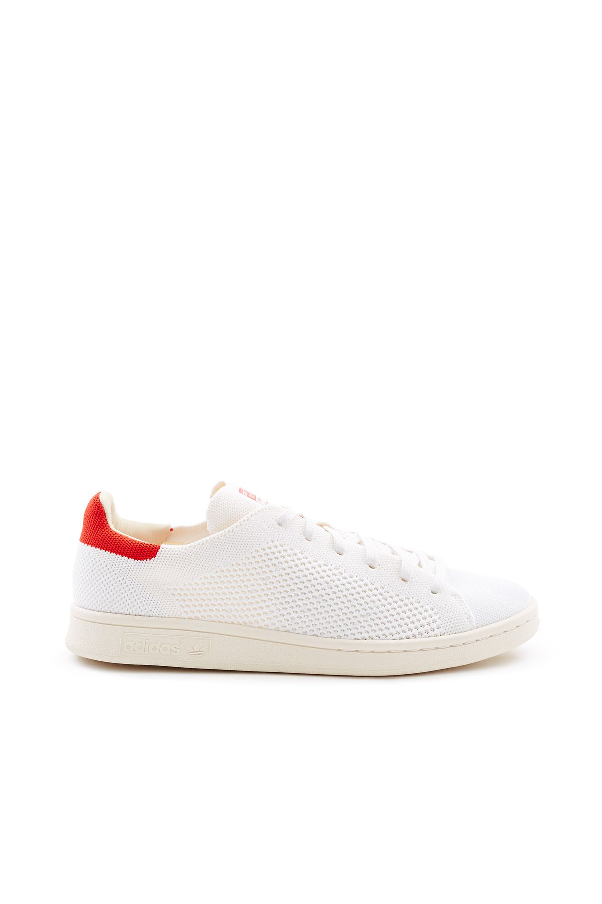 la meilleure attitude a8f64 177cf Perforated @adidas Stan Smith in white at @openingceremony ...