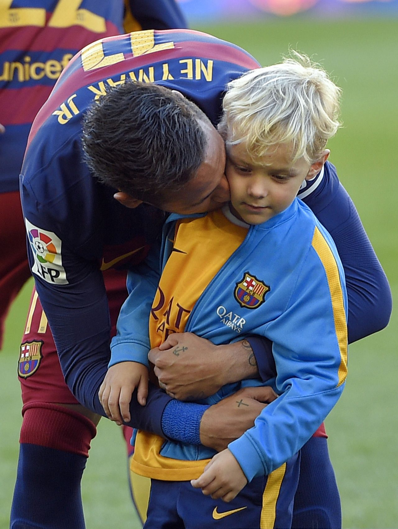 Neymar E Filho ~ Neymar jr and Davi BARCA[ u2661] Pinterest Neymar jr, Neymar and Football soccer