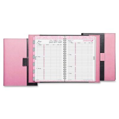 Day-Timers Pink Ribbon Planner - DTM88864 | OfficeSupply.com