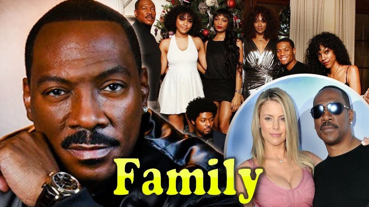 Eddie Murphy Family Photos With Girlfriend And Wife Paige Butcher 2019 Eddie Murphy Family Photos American Actors
