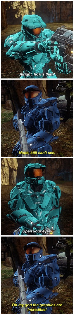 Caboose has some of the best lines  RvB, Caboose, Tucker