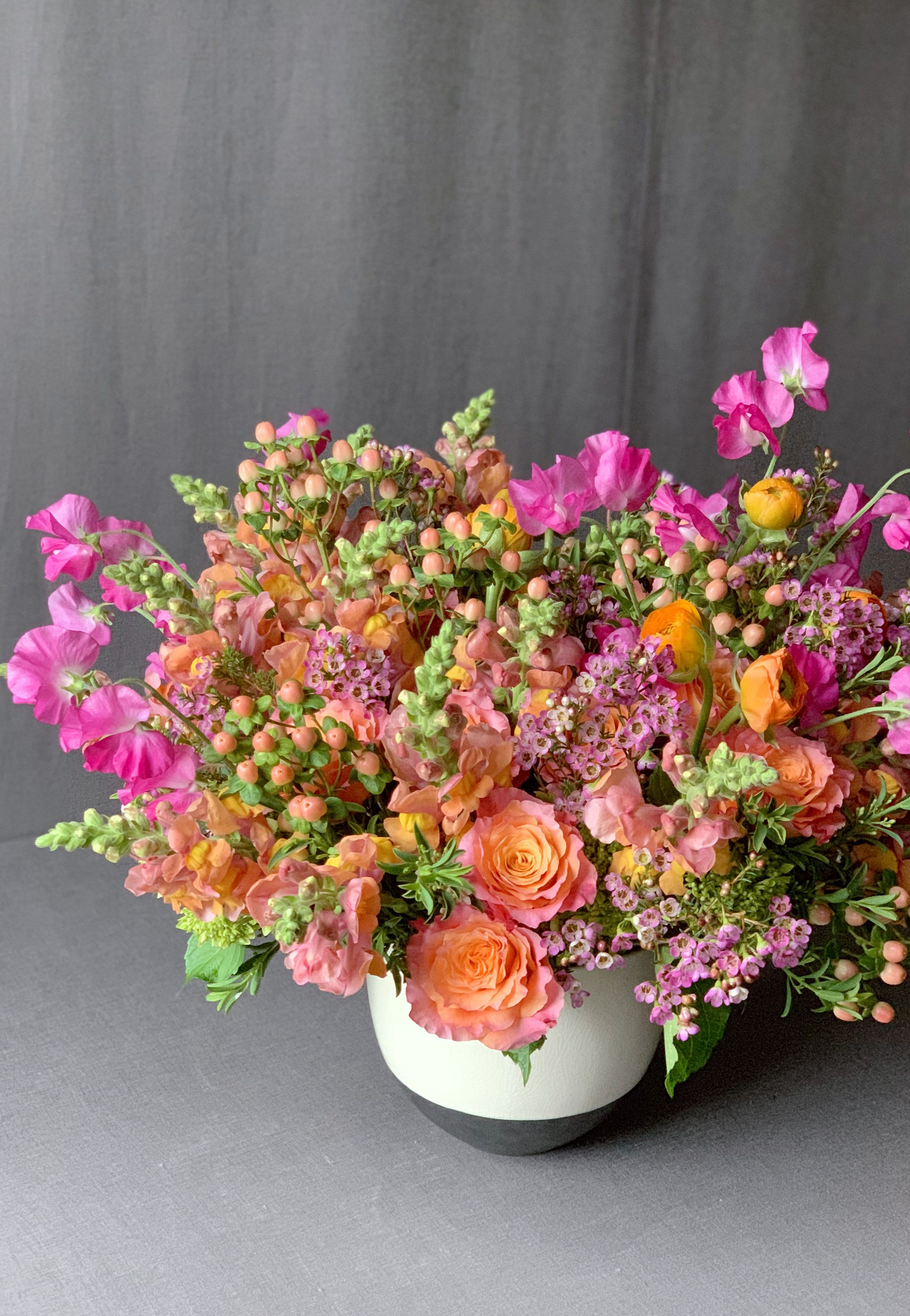 Bright Colorful Flowers in 2020 Pretty flowers, Flowers