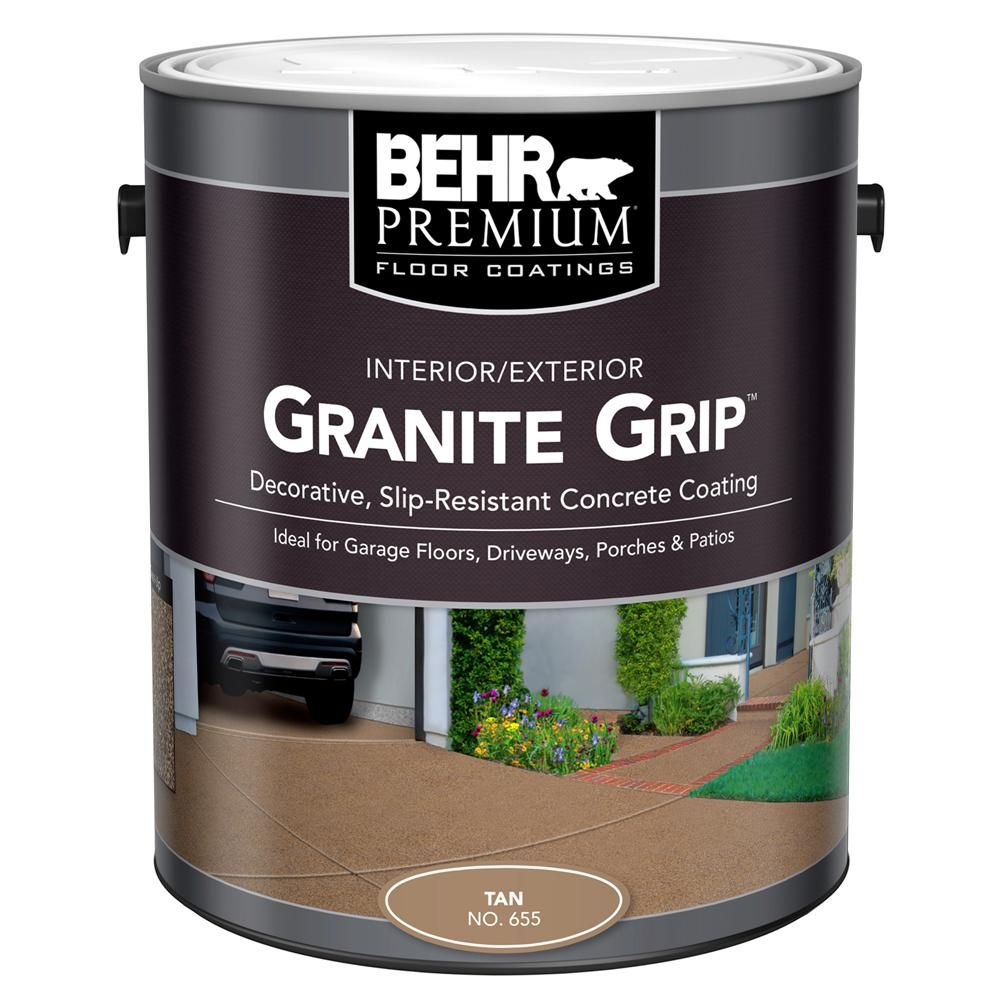 Floor Paint Home Depot Behr Premium 1 Gal Gg 14 Autumn Mountain Decorative Interior