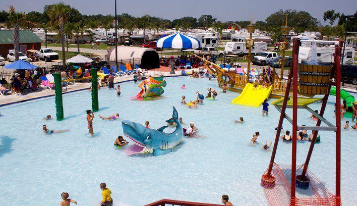 Cajun Palms Rv Resort Henderson La Best Vacations With Kids