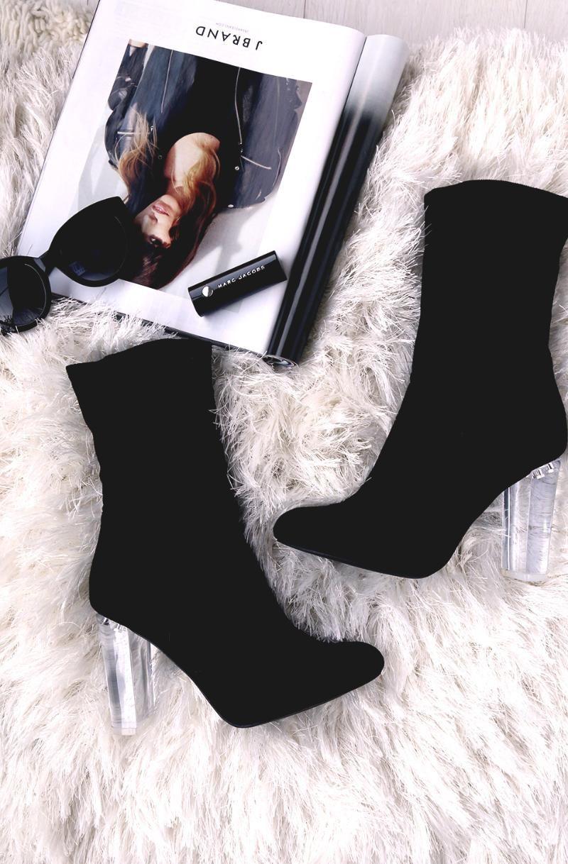 38babe9b4eef #lovelulus High Heel Boots, Bootie Boots, Heeled Boots, Cinderella Shoes,  Mid