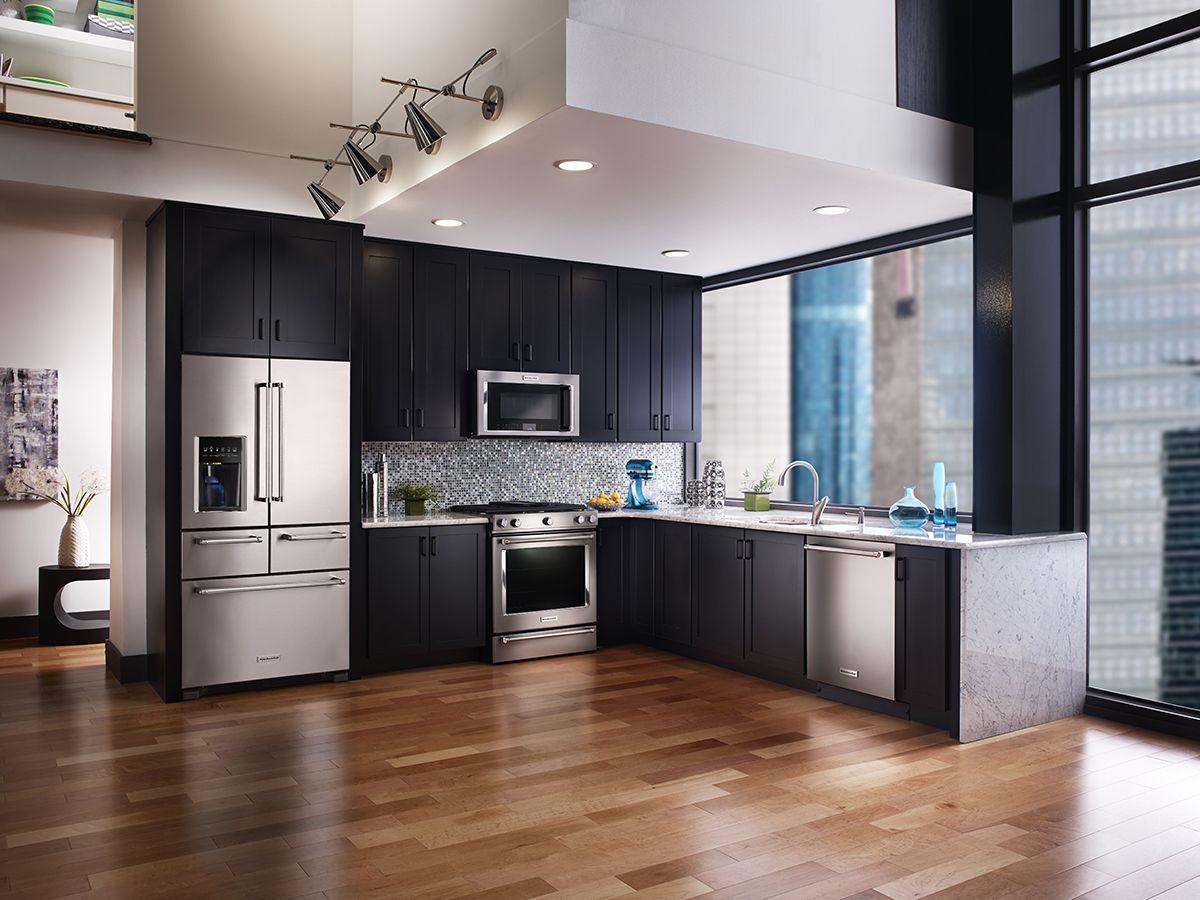 Refrigeradores Estufas Hornos Microondas Lavaplatos  ~ Microondas Con Campana Extractora