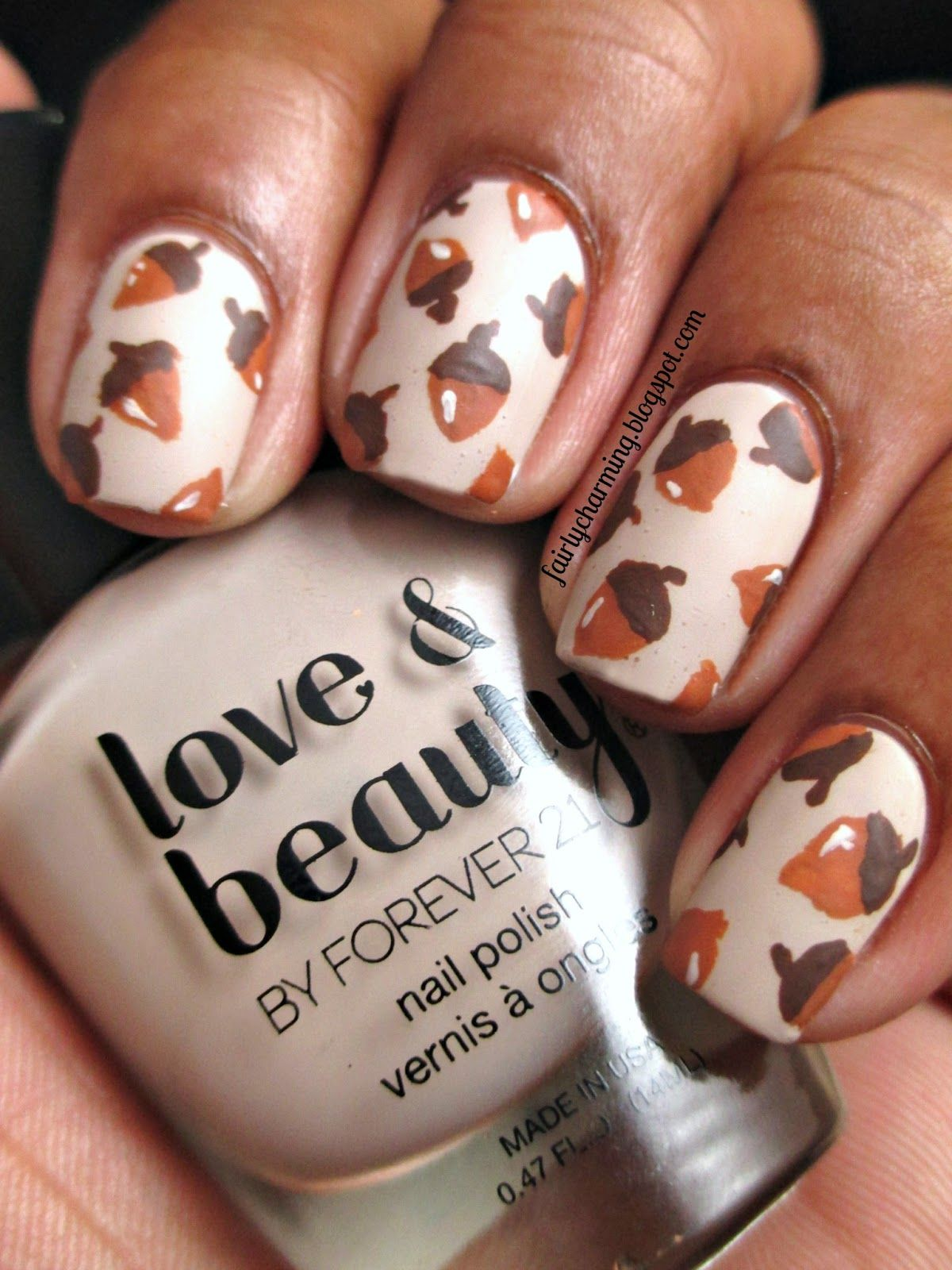 Fairly Charming: I\'m Ready for Fall! | Nails | Pinterest | Schönes ...
