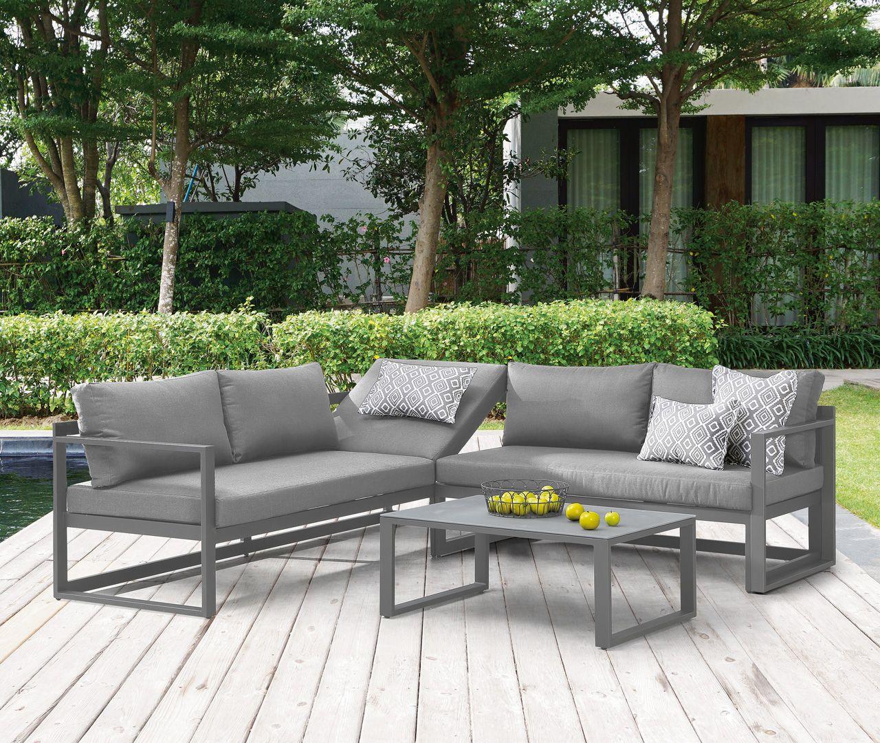 Gartenlounge Nizza Mobel Egger Furniture Outdoor Sectional Sofa Outdoor Furniture