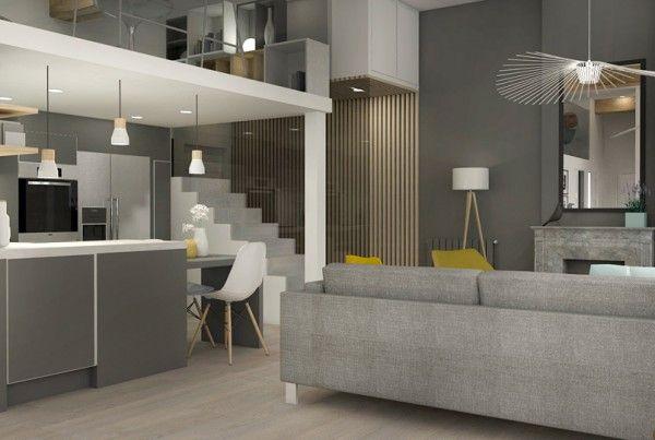 decoration amenagement renovation appartement lyon croix rousse canut agence architecture. Black Bedroom Furniture Sets. Home Design Ideas