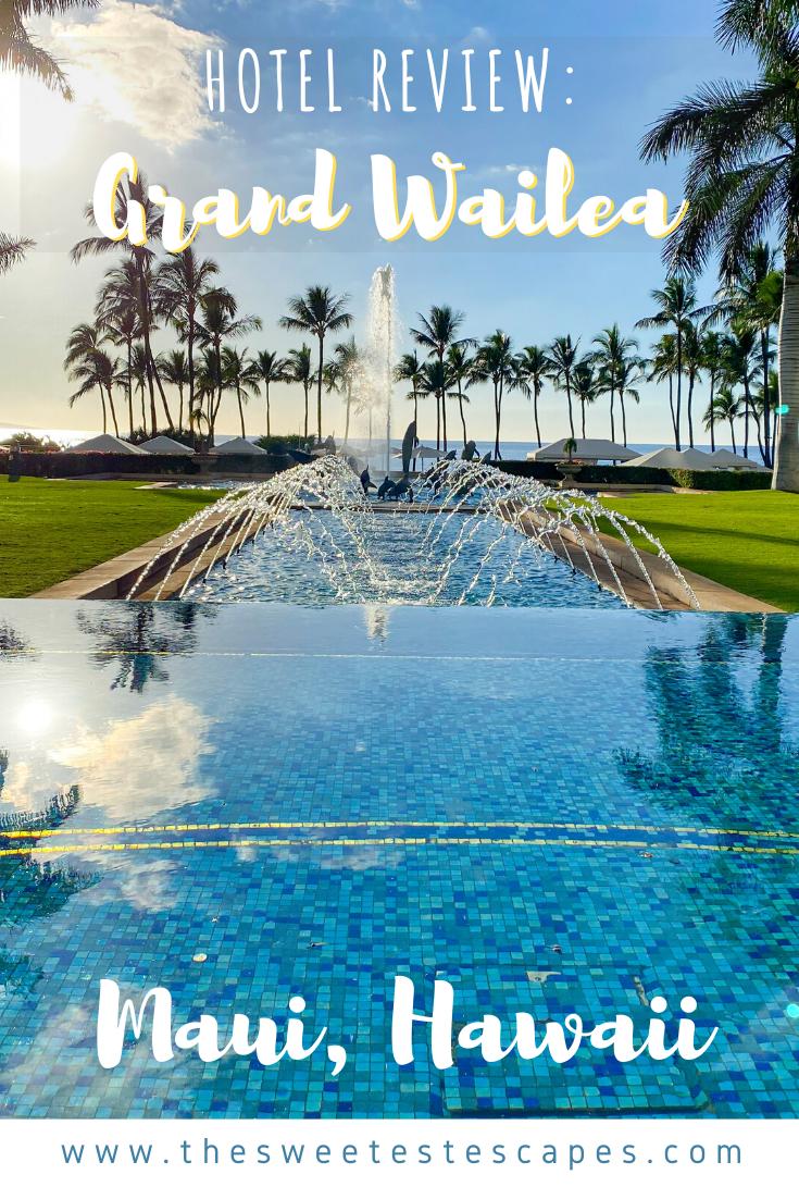 Hotel Review Grand Wailea A Luxury Waldorf Astoria Resort Maui