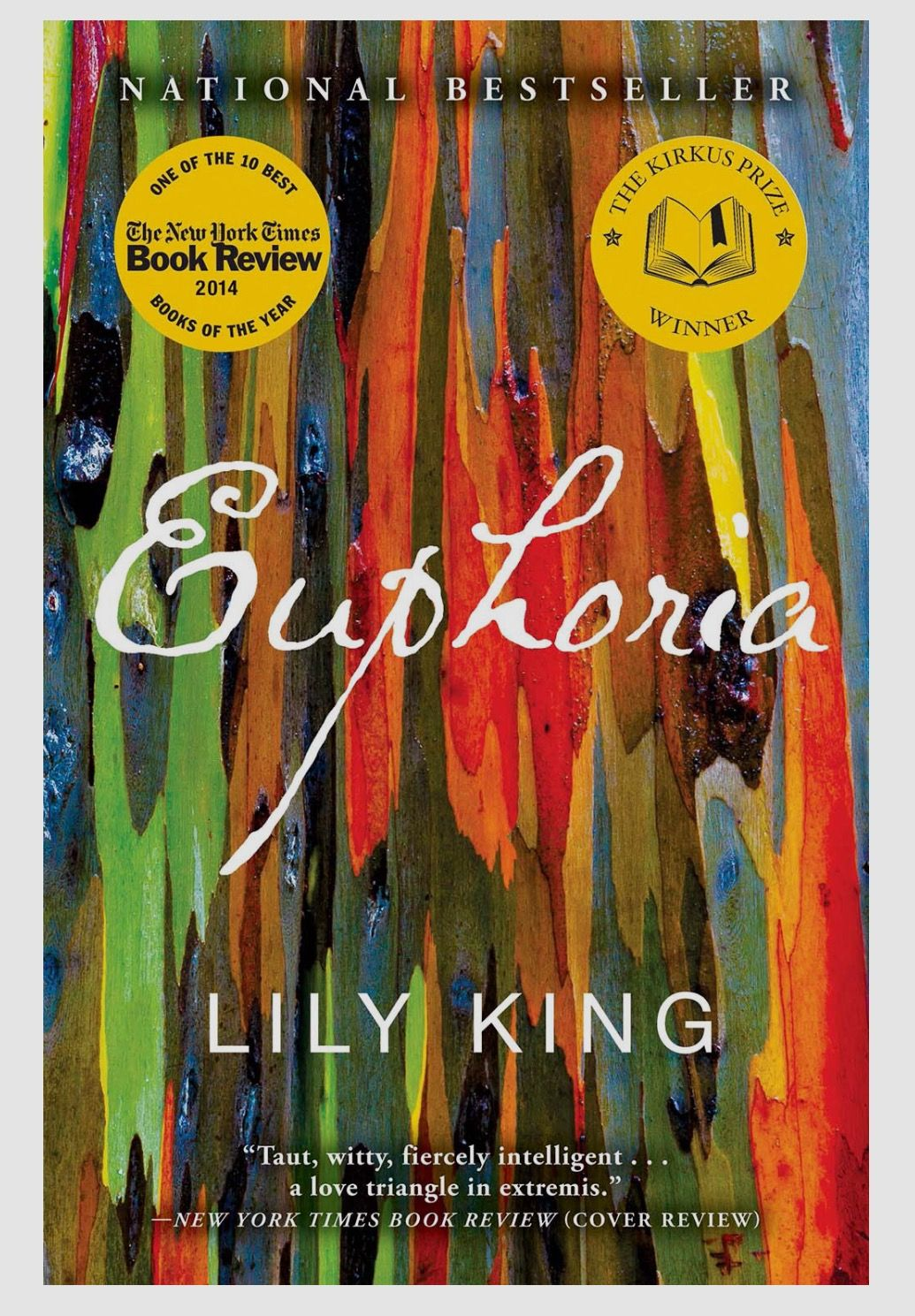 Lily King Euphoria Interview