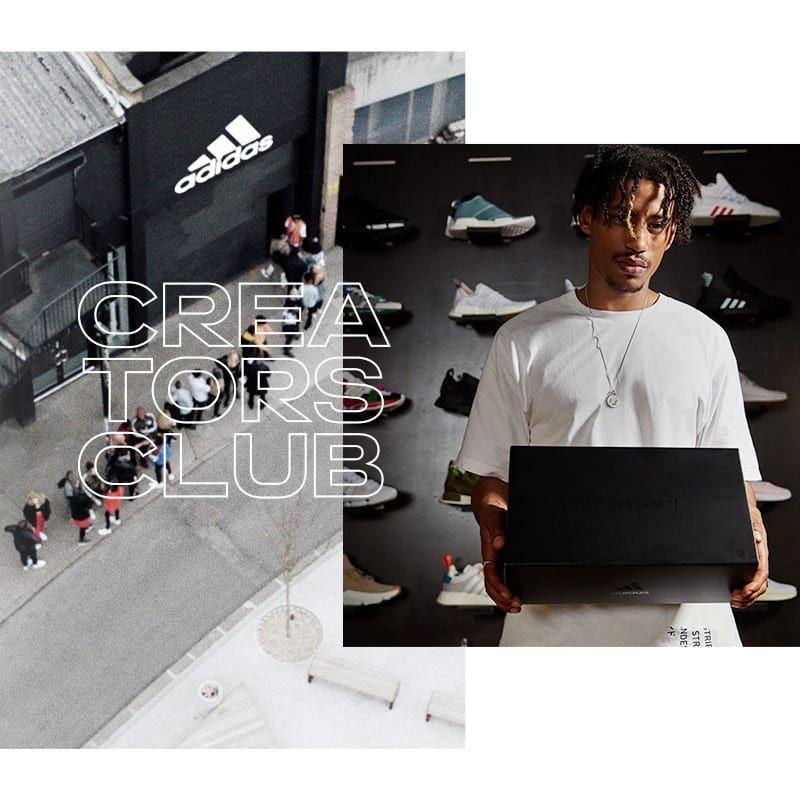 financiero habilidad Girar en descubierto  adidas Creators Club Membership Program   adidas US   Club, The creator,  Adidas