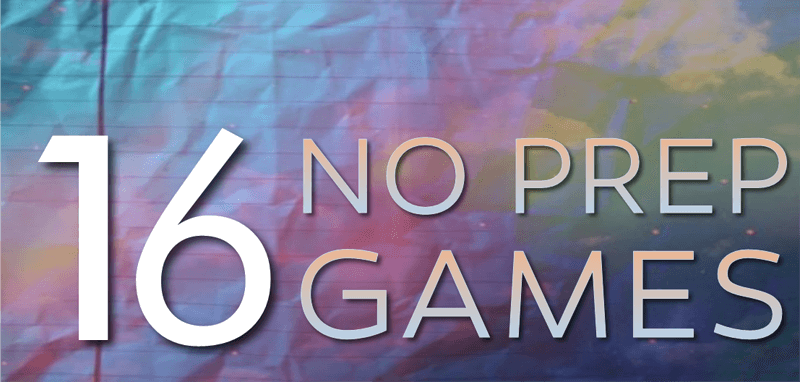 Need a quick and easy game? We've got you covered with 16