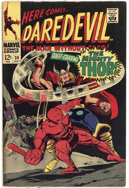 Daredevil #30 VF | Bd comics et Inde
