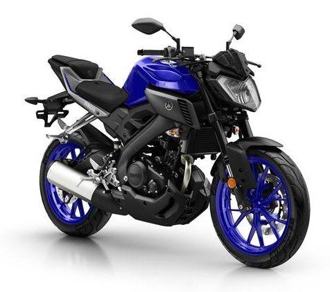 Motocicleta Yamaha Mt 125 Abs 2017 Yamaha 125 Yamaha Yamaha Fz