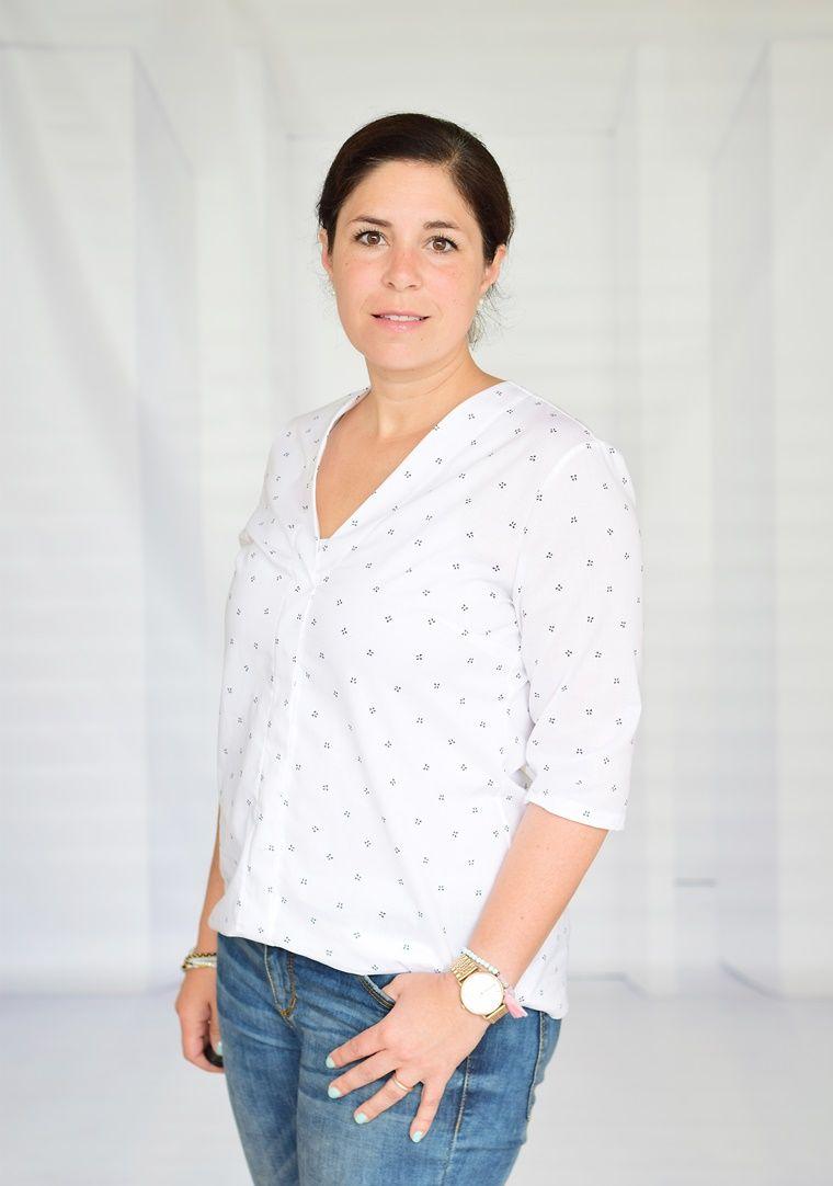 Schnittmuster Ebook nähen Marisol Bluse | lillesol women ...
