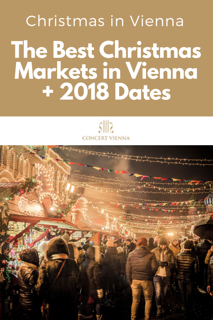 The Best Vienna Christmas Markets 2018 Dates Best Christmas