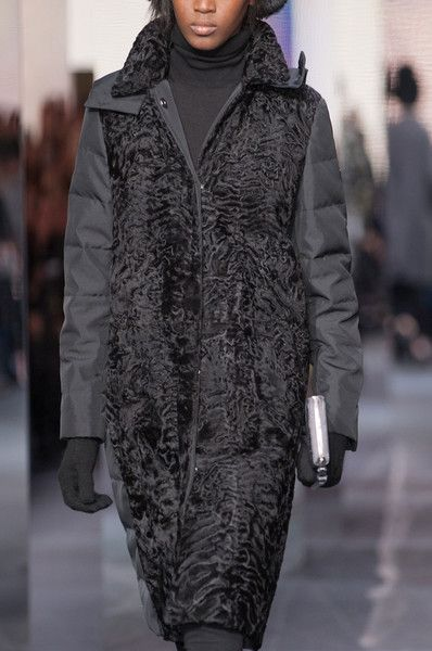 Moncler Gamme Rouge Fall 2014 - Details