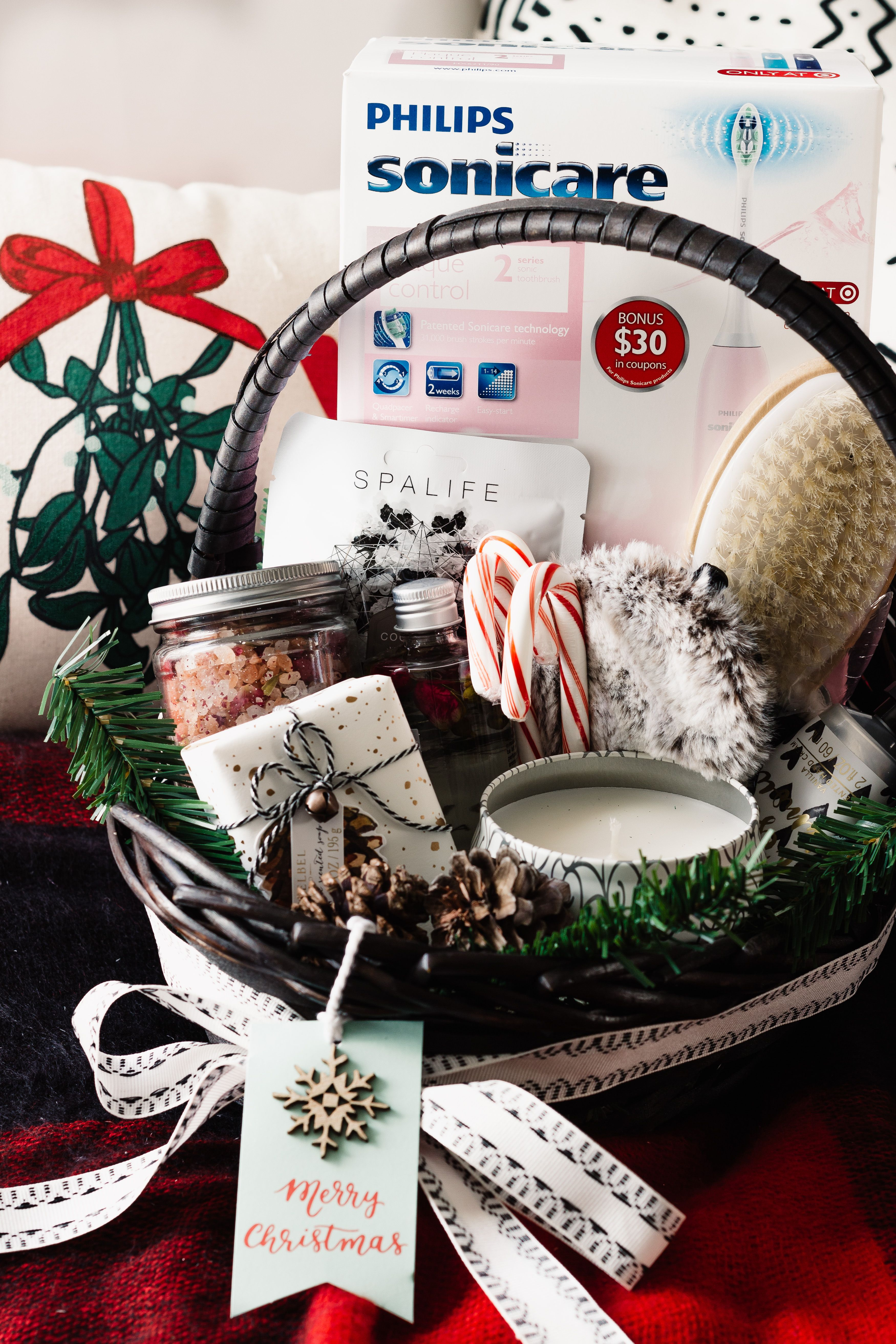 Homemade beauty gifts for christmas