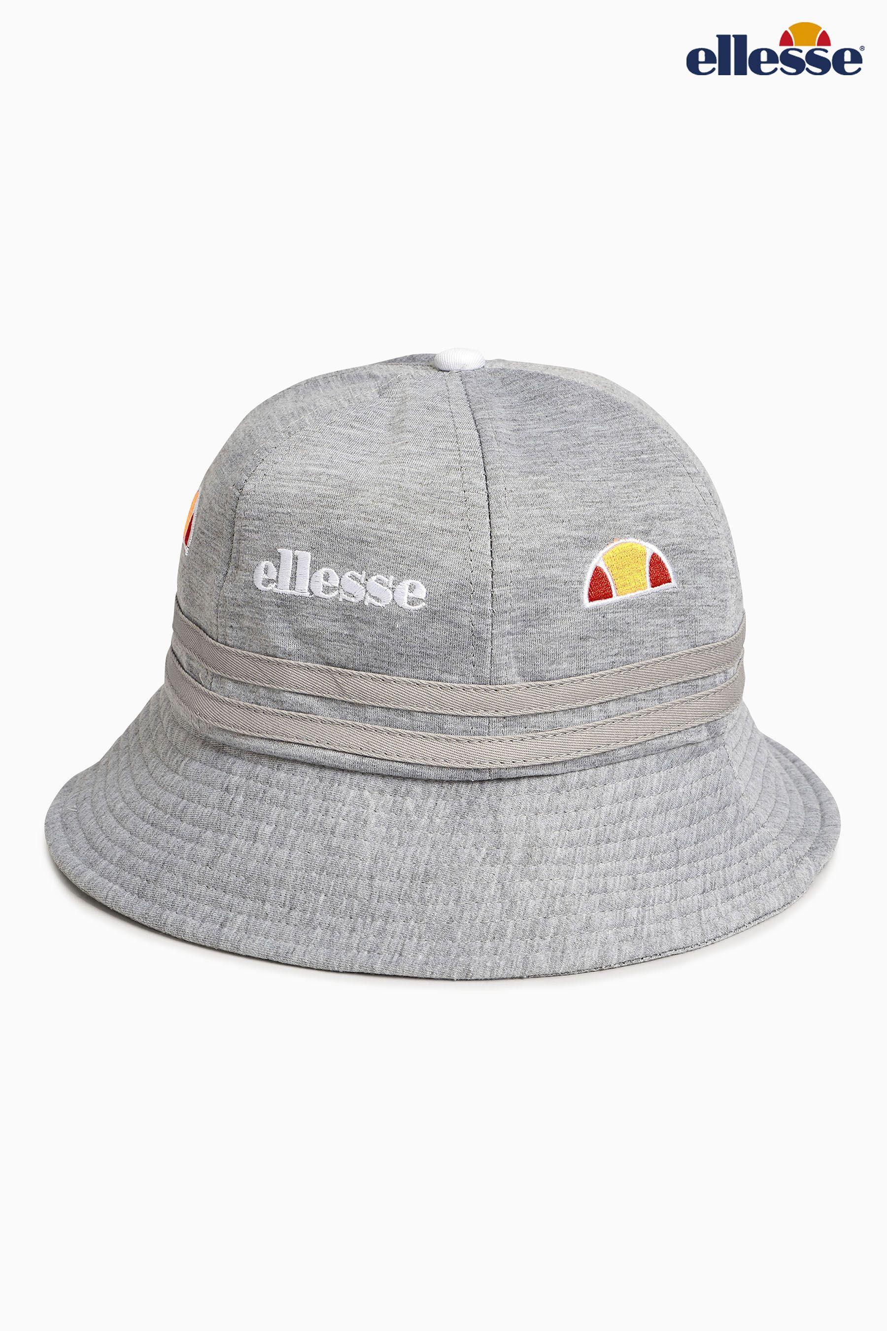 ed0465d5b5 Mens Ellesse Mateo Bucket Hat - Grey | Products | Hats, Baseball hats ...