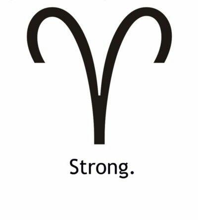 Für sternzeichen steinbock symbole Sternzeichen