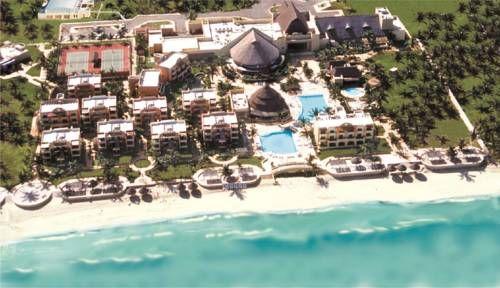 Reef Yucatán All Inclusive Convention Center Telchac Puerto Set On Beach Yucatan Hotel Features
