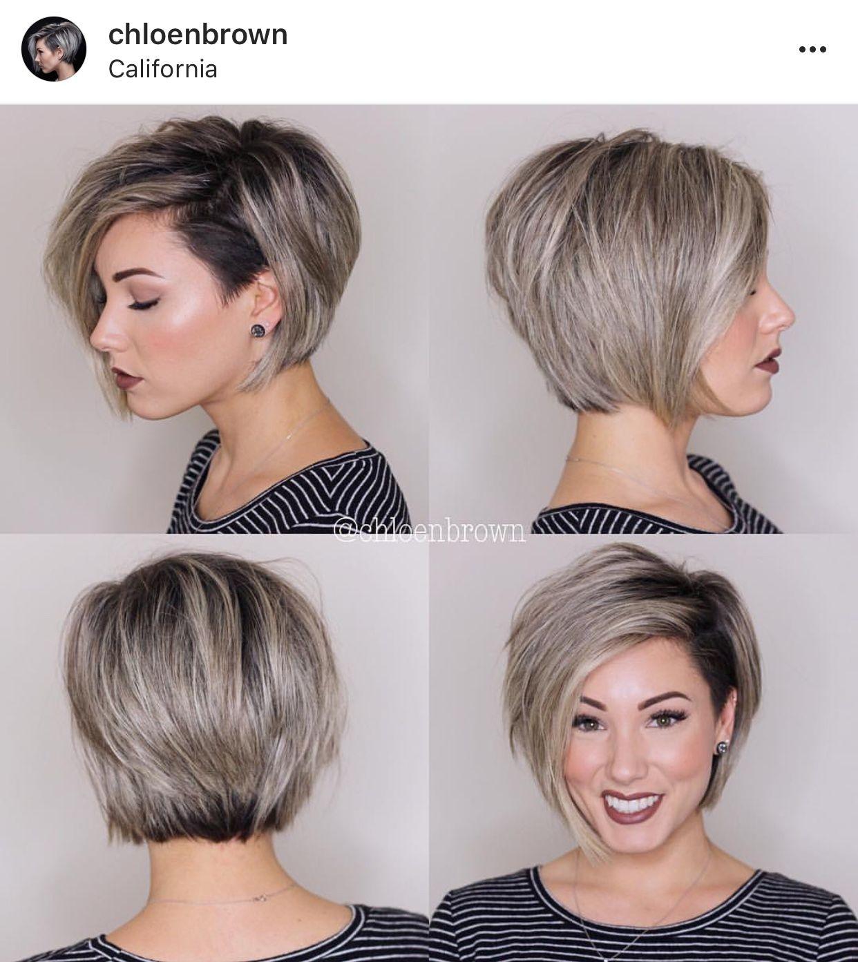 Frisuren Frisuren Haarschnitte Frisur Ideen Frisur Kurz Rundes Gesicht