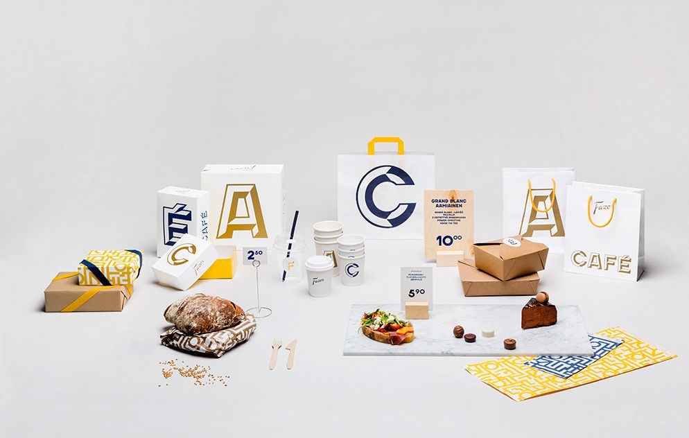 Fazer Café on Packaging of the World - Creative Package Design Gallery