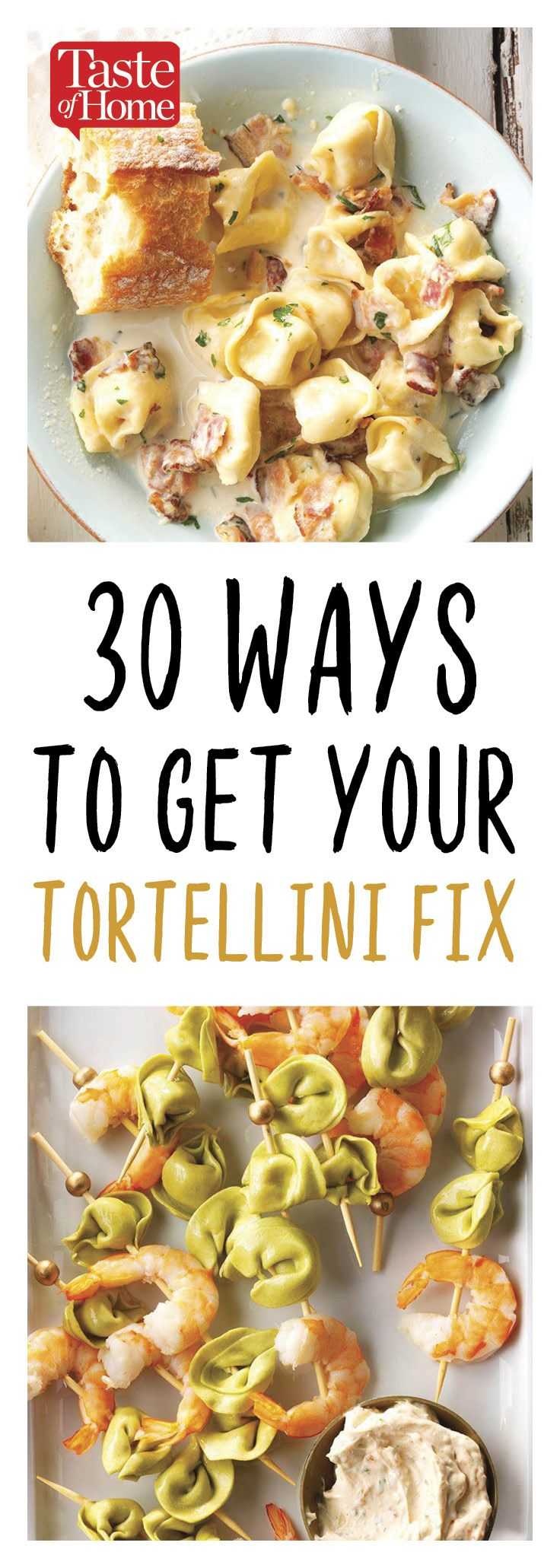 how to make tortellini in the microwave